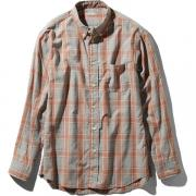 ノースフェイス L/S Ocotillo Patch Shirt NR11968 タン