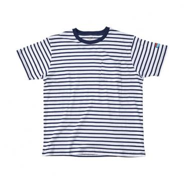 Pack Tee White / Navy 1982107501サブ画像2