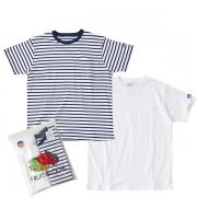 Pack Tee White / Navy 1982107501