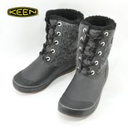 ELSA L BOOT WP W-BLACK WOOL  1017401