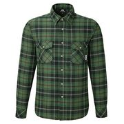 ME CLASSIC MOUNTAIN SHIRT 421847 グリーン