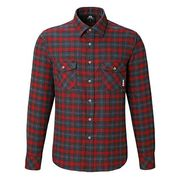 ME CLASSIC MOUNTAIN SHIRT 421847 レッド