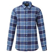 ME WOMEN'S CLASSIC HIKING SHIRT 422838 ネイビー