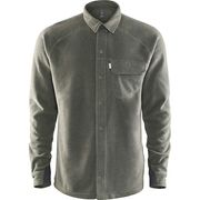 ホグロフス TAJGA LS SHIRT MEN 603006 BELUGA(3C3)