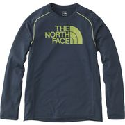 THE NORTH FACE ロングスリーブGTDロゴクルー NT11798 UG